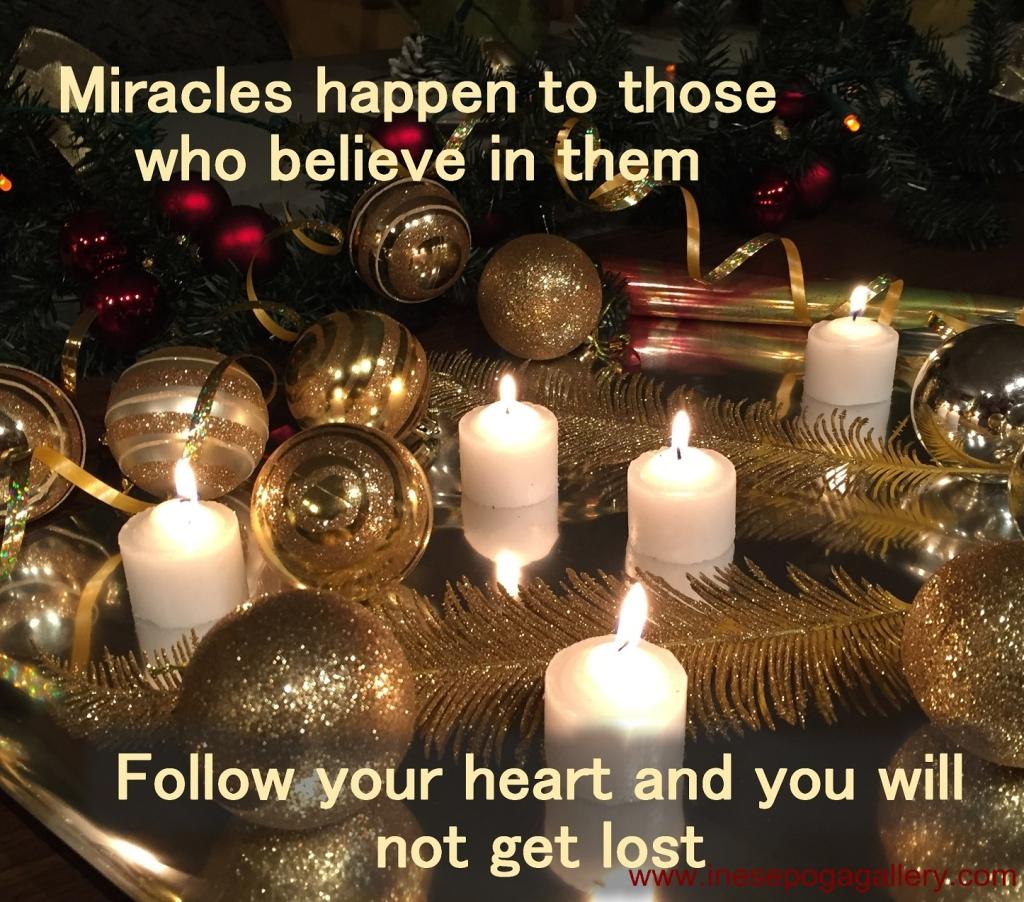 New Year Miracles and Dreams