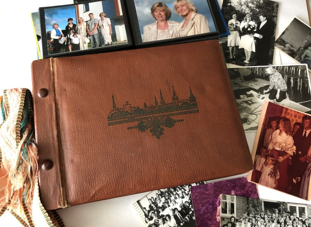My old family album